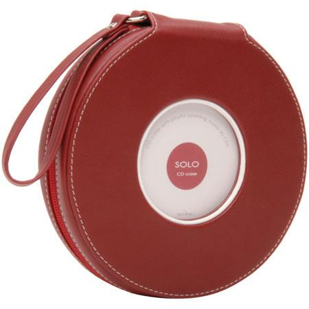 Swing Solo CD Case Holds 20 CDs, Two CDs Back to Back in Archival