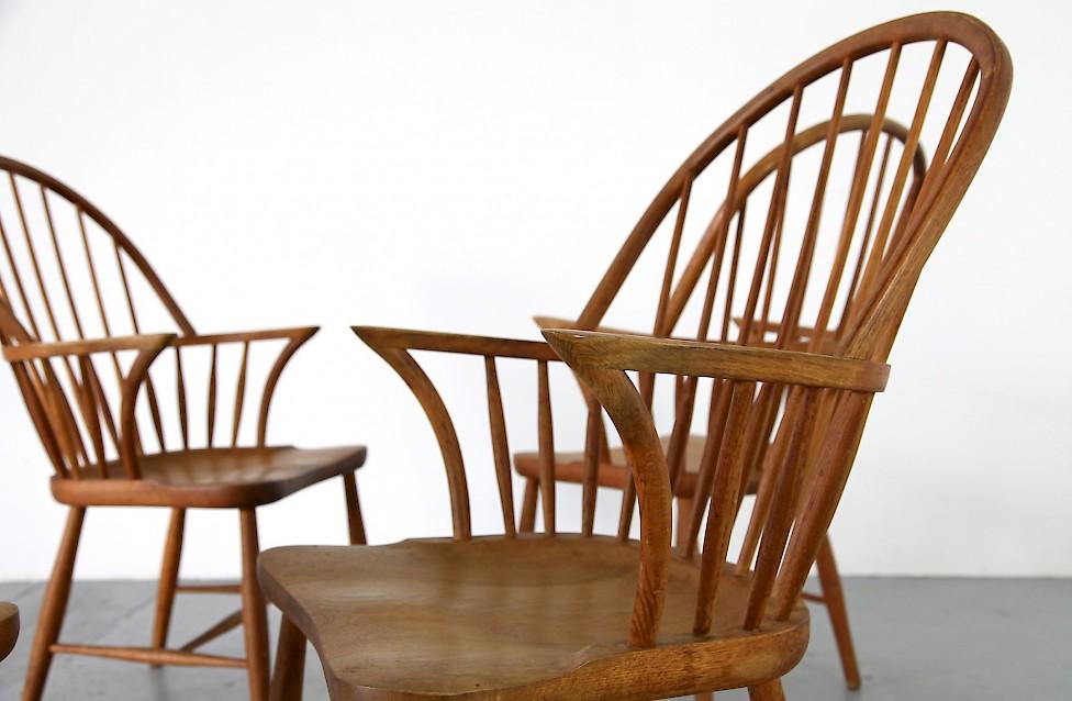 Vierer Set Windsor Stuhle 18a Adore Modern