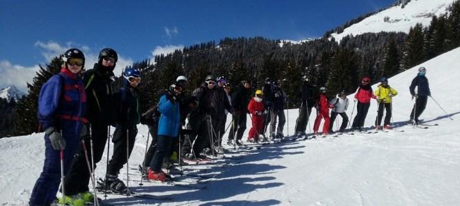 Séjour ski inter club ados