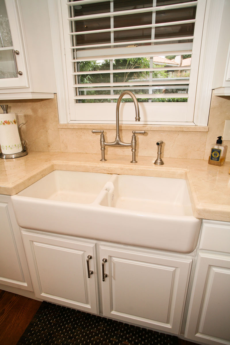 solid surface countertops corian corian kitchen countertops Solid Surface Countertops Orlando and Farm House Sink by ADP Surfaces in Orlando Florida