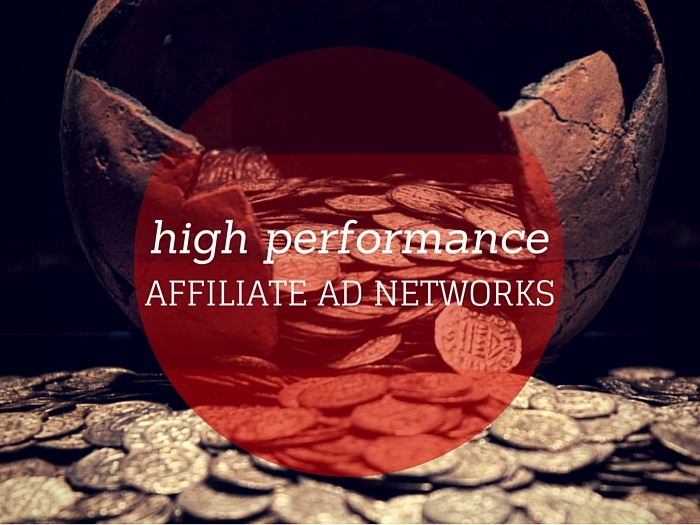 Best affiliate ad networks