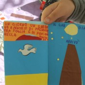 Libri tattili per bambini in libertà