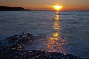 Penmon Pebble Beach
