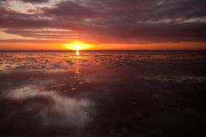 Spurn Sunset