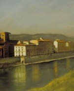 House On the Arno ©1997 By Adrian Gottlieb