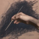 The Artist's Hand, ©2009 By Adrian Gottlieb