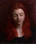 Mather, ©2013 By Adrian Gottlieb Oil on Belgian Linen Size: 16″ x 20″.