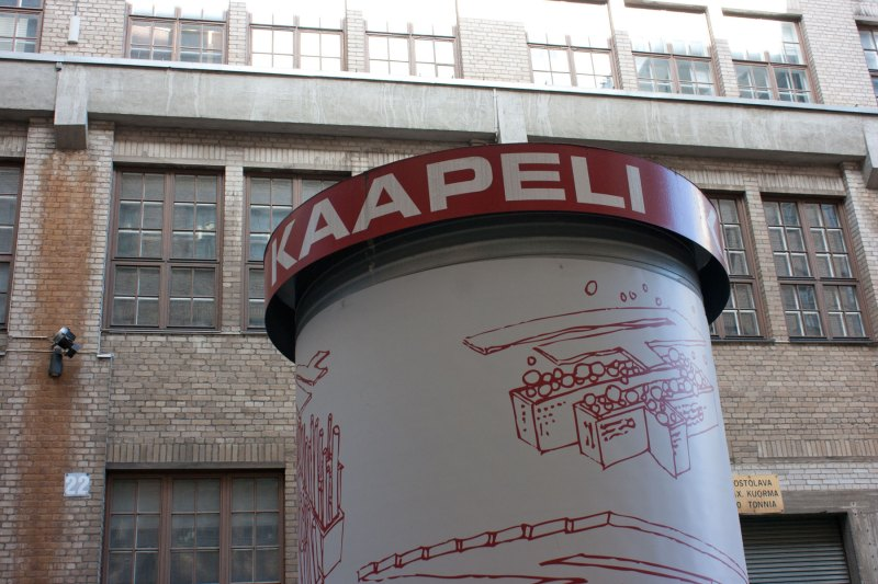 Kaapeli or Cable Factory
