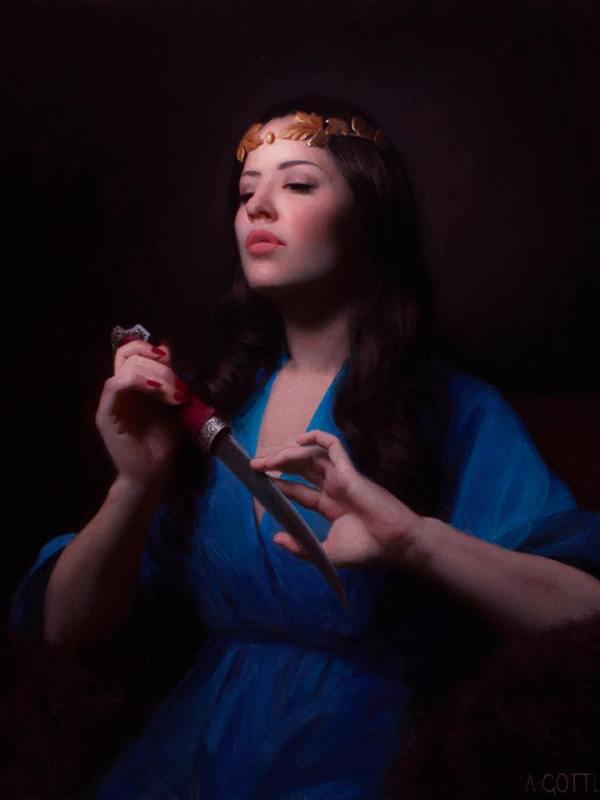 Medea by Adrian Gottlieb