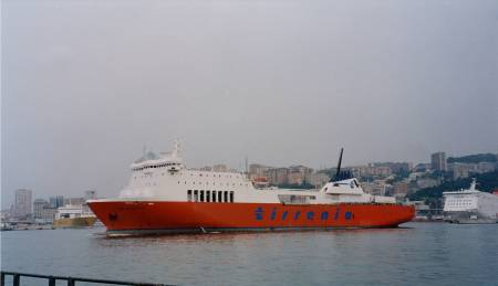 Tirrenia Ferry Company