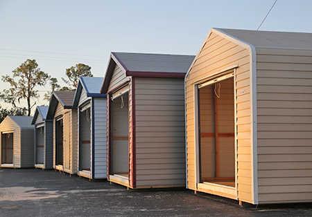 Metal Siding Material For Storage Sheds Mobile Offices