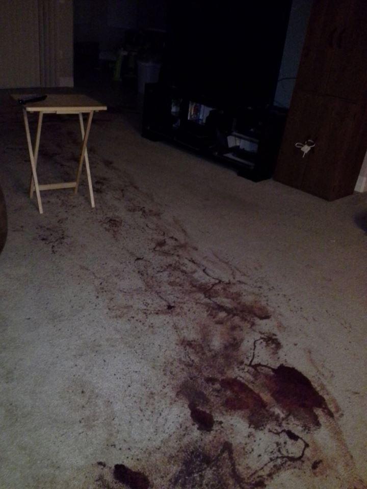 Cleanup Of A Drunken Murder In San Jose, CA