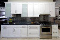 White Shaker Cabinets in Stock! | Kitchen Cabinets ...