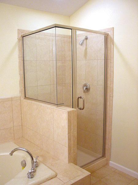 Sliding glass shower doors advanced glass expert