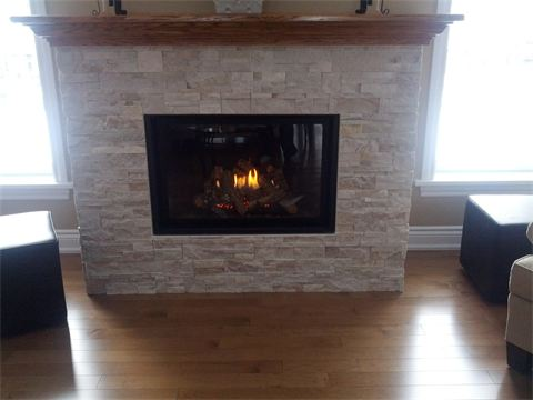 Gas Fireplace Repair & Installation