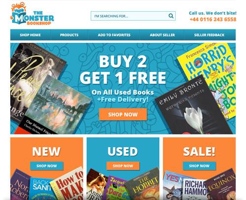 eBay Store Designs  Shop Templates Advansys - ebay store templates