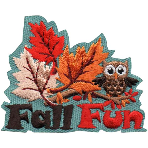 Fall Fun-Fun Patch