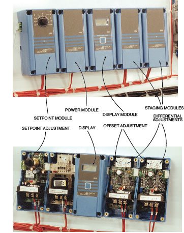 Multiple Stage Thermostat System Johnson Controls