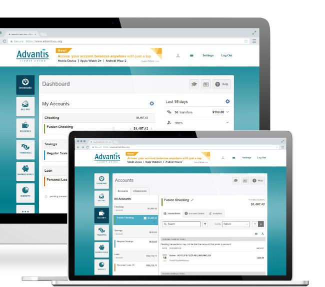 online check register app