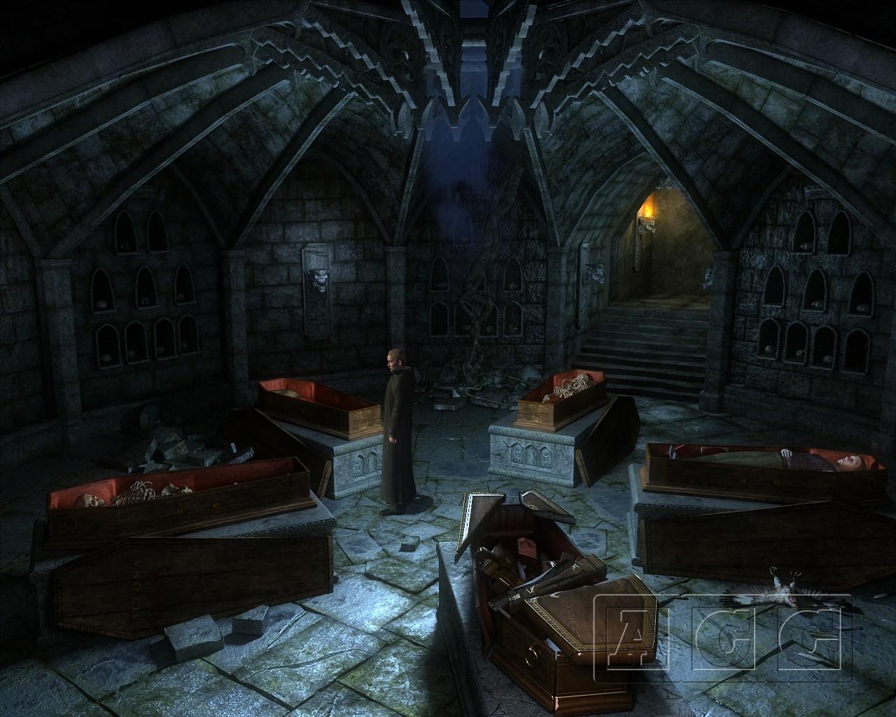 Van Helsing Vampires