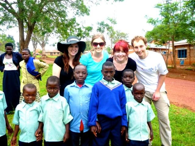 Rwanda in 2011