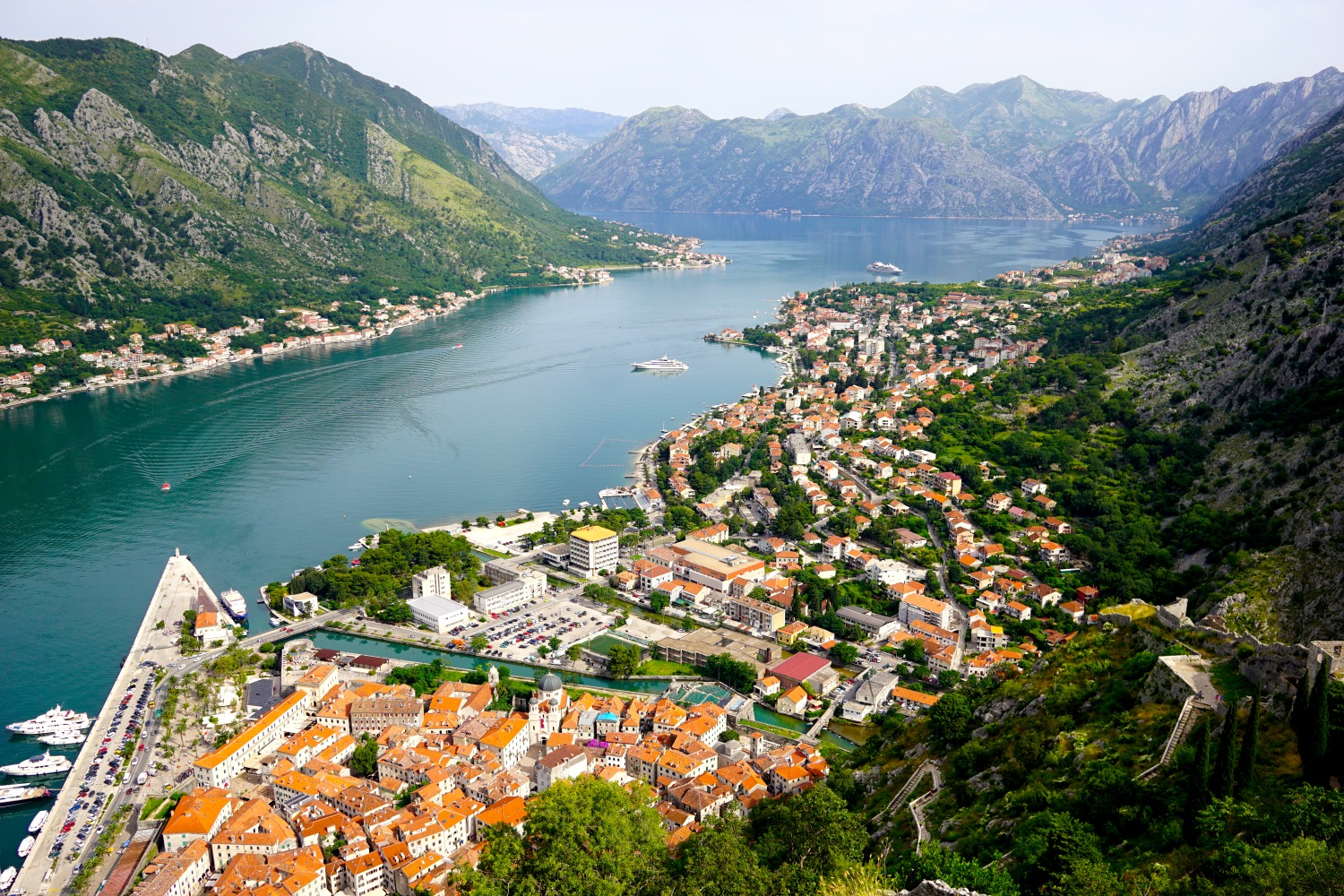 Austria Wallpaper Hd You Need To Go To Montenegro Three Days On The Bay Of