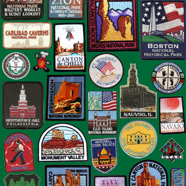 Souvenir Patches