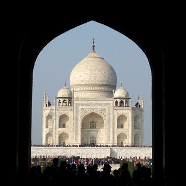 Taj Mahal – Another One off the Bucket List