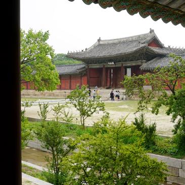 Seoul Palaces – Changdeokgung and Changgyeonggung