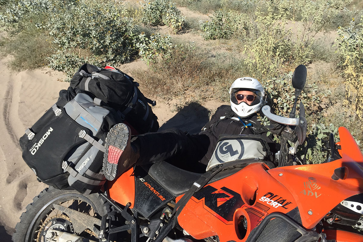 Review Mosko Moto Soft Luggage System For Your Adv Bike