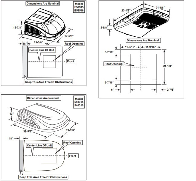 duo therm brisk air wiring diagram
