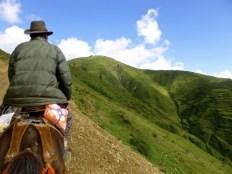 Songpan horse trek