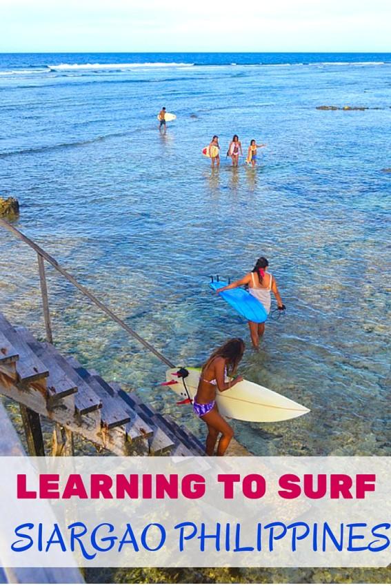 7 Days Surfaris Camp in Siargao Resort - BookSurfCamps.com