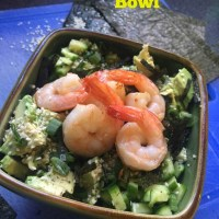 Busy Mom Sushi Bowl