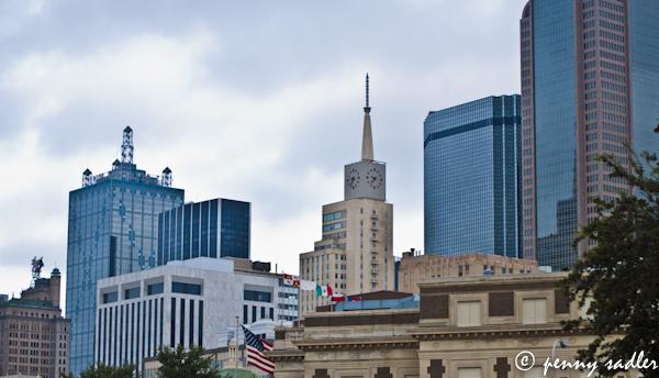 Architecture Dallas,  @PennySadler 2012