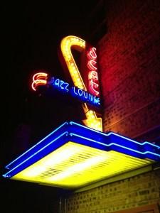 Jazz in Dallas, Texas @PennySadler 2014