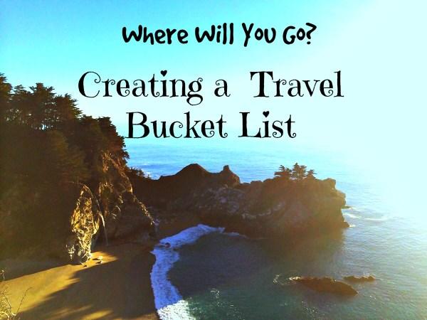 Bucket list travel destinations, Mc Way Falls, Big Sur @PennySadler