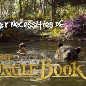 The Bear Necessities of The Jungle Book Movie