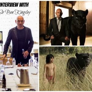 Interview with Sir Ben Kingsley