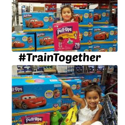 Potty Training #TrainTogether with Sam's Club