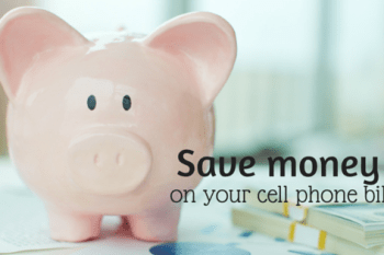 How to save money on your cell phone bill
