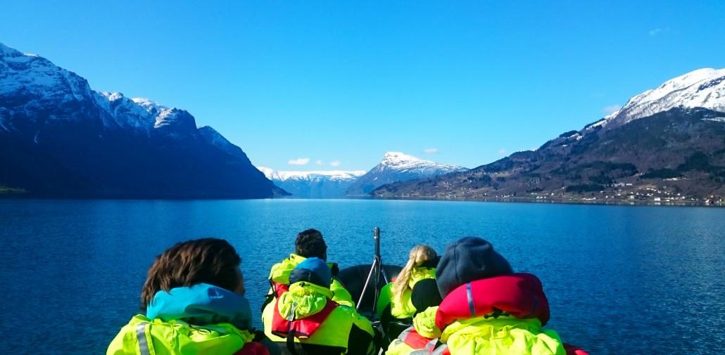 Fjord RIB Adventure - Adventure Tours Norway - fjord