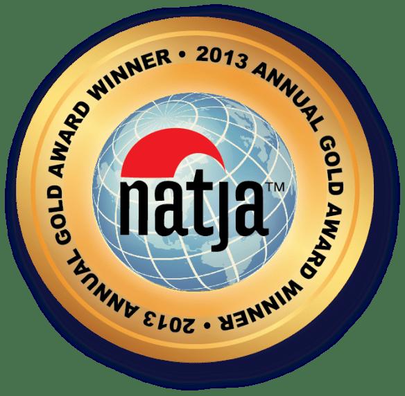 NATJA SEAL-Gold winner