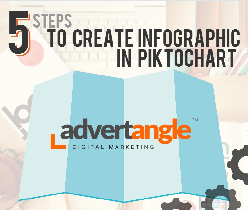 5 Steps to Create Infographic in Piktochart - Advertangle