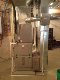 Installation Images and Photo Gallery for Advanced Heating ...