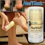 HeelTastic Helps Heal Dry Heels!
