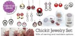 Chickit jewelry set