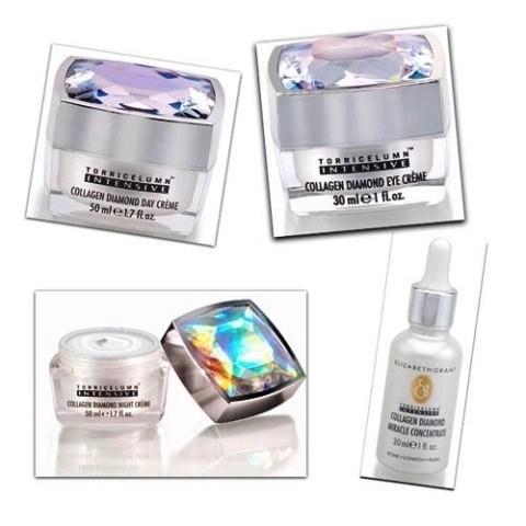 Review: Beautiful, Elizabeth Grant Collagen Diamond Skin Care Collection