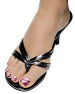 """Tempt your toes with """"Popstar"""" ImPRESS Press-on Pedicure"""