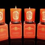 von neuman orange candles